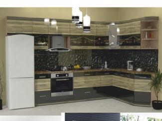 Кухня угловая Фотопечать 10 - Мебельная фабрика «Форт»