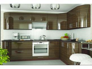 Кухонный гарнитур угловой Нео 3 - Мебельная фабрика «Альбина»