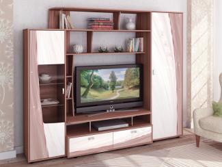 Гостиная Симфония 6-13 - Мебельная фабрика «Витра»