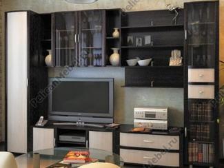 Гостиная стенка глория 006 - Мебельная фабрика «Пеликан»