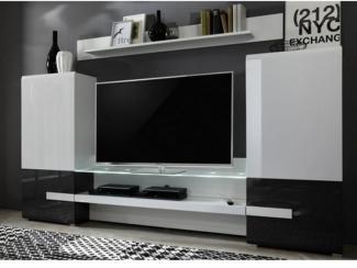 Гостиная стенка 7 - Мебельная фабрика «Курдяшев-мебель»