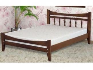 Деревянная кровать Вега 4