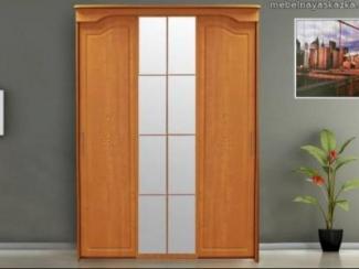 Шкаф - купе Садко - Мебельная фабрика «Мебельная Сказка»