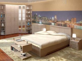 Спальня Соло 18 - Мебельная фабрика «ВасКо»