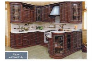Кухонный гарнитур 4 Карат - Мебельная фабрика «МФА»