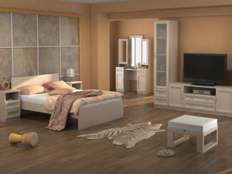 Спальня вариант 18 - Мебельная фабрика «Уют сервис»