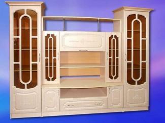 Гостиная стенка «Премьера 3» - Мебельная фабрика «Альянс»