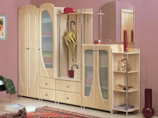 Прихожая прямая «Элегант» - Мебельная фабрика «Элегия»