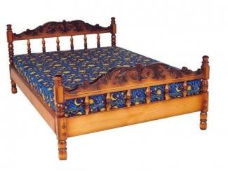 Кровать Точенка Глория объем - Мебельная фабрика «Усад»