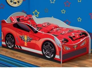 Кровать Машина  - Мебельная фабрика «Актив-М»