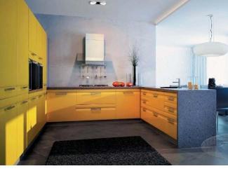 Кухня Mango - Мебельная фабрика «AlvaLINE»