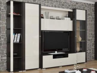 Гостиная стенка «Лакки - 1» - Мебельная фабрика «ТриЯ»