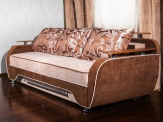 Диван прямой Барселона-2 - Мебельная фабрика «Валенсия»