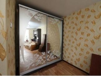 Шкаф-купе с зеркалом - Салон мебели «Красивые кухни»