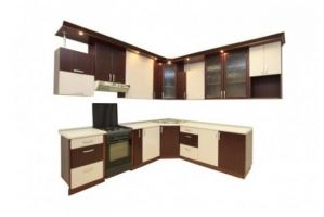 Кухонный гарнитур угловой 60 - Мебельная фабрика «Балтика мебель»