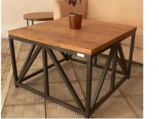 Стол журнальный Ирвинг - Мебельная фабрика «Loft Zona»