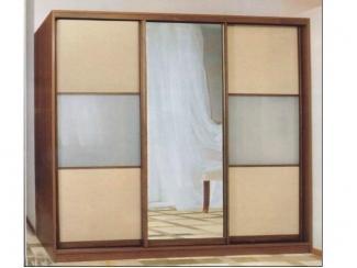 Массивный шкаф-купе  - Мебельная фабрика «Перспектива»