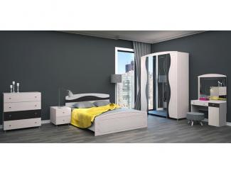 Спальня Амулет 1 - Мебельная фабрика «Бурэ»