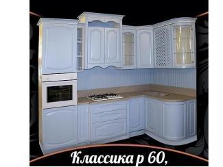 Угловая кухня Классика Р 60 - Мебельная фабрика «Настоящая Мебель»