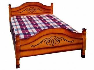 Деревянная кровать Каприз 2