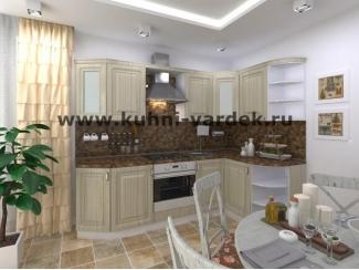 Кухонный гарнитур Барбара  - Мебельная фабрика «Кухни Вардек»