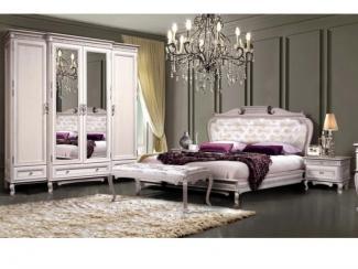 Спальня Фальконе-2 ГМ 5180-01 - Мебельная фабрика «Гомельдрев»