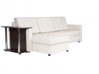 Диван Комильфо с оттоманкой - Мебельная фабрика «Рапсодия»