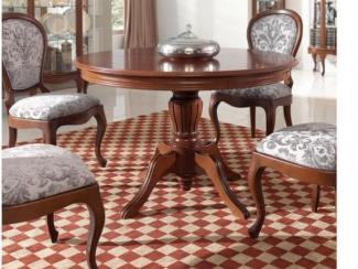 Стол обеденный Мод 401.115.P - Импортёр мебели «Мебель Фортэ (Испания, Португалия)»