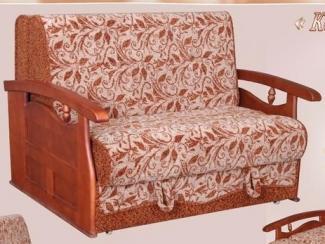 Диван прямой Кардинал 3 аккордеон - Мебельная фабрика «Росмебель»
