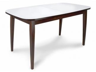 Стол обеденный из натурального бука Турин