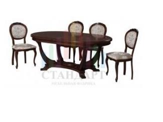 Стол обеденный Барокко - Мебельная фабрика «Стандарт»