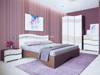 Спальный гарнитур Селена - Мебельная фабрика «Премиум»