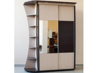 Шкаф-купе Натали 8 - Мебельная фабрика «Мельбур»