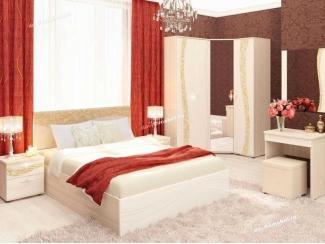 Спальный гарнитур Соната 1 - Мебельная фабрика «Витра»
