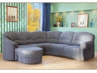 Стильный модульный диван Женева М - Мебельная фабрика «Янтарь»