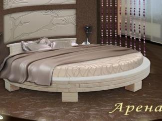 КРУГЛАЯ КРОВАТЬ АРЕНА - Мебельная фабрика «Комфорт»