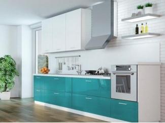 Кухня прямая Мишель - Мебельная фабрика «Дриада»