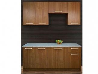 Кухня прямая Марина фасады ЛДСП - Мебельная фабрика «Мебель Цивилизации»