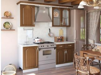 Кухня прямая МДФ Бетти - Мебельная фабрика «Вариант М»