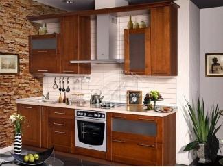 Кухня из массива 9 - Мебельная фабрика «Ренессанс» г. Кузнецк