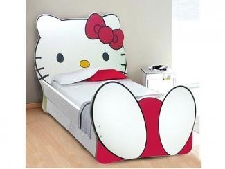 Детская кровать Китти - Мебельная фабрика «Solido-Mebel»