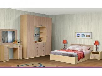 Спальня Карина 10 - Мебельная фабрика «Аджио»