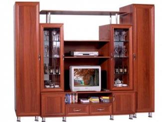 Гостиная стенка Георгия-3 ЛДСП - Мебельная фабрика «Гамма-мебель»