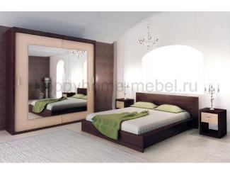 Спальный гарнитур Тануки 1 - Мебельная фабрика «Happy home»
