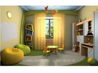 Детский гарнитур из массива модель 0152 - Мебельная фабрика «Тамерлан-Стиль (ЛюксБелМебель)»