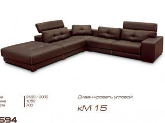 Угловой диван кМ15