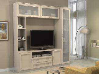 Гостиная стенка Гарун вариант 12 - Мебельная фабрика «Уют сервис»