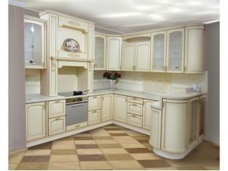 П-образная мебель для кухни Альбертина - Мебельная фабрика «Виктория»