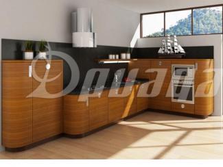 Кухня Виктория - Мебельная фабрика «Дриада»