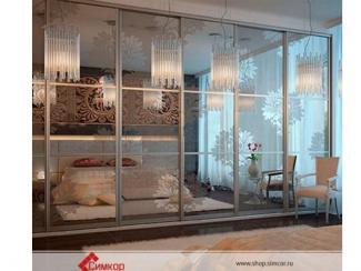 Шкаф-купе 6-и створчатый - Мебельная фабрика «Симкор»